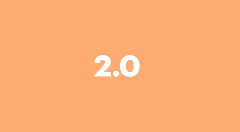 Version 2.0 released!